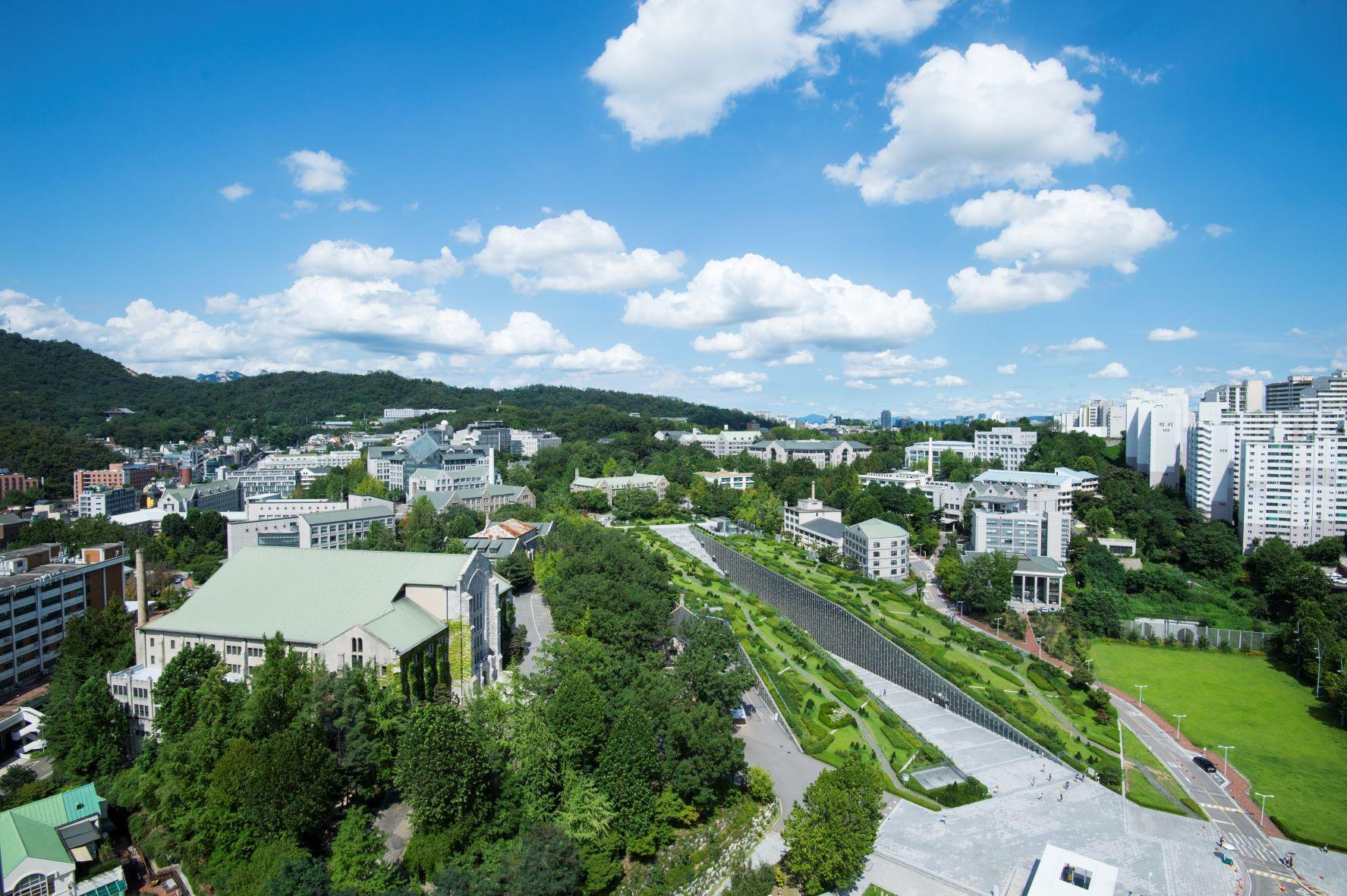 Ewha Womans University Main Campus